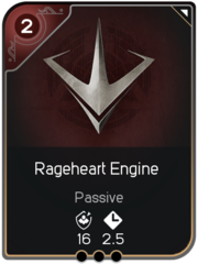 Rageheart Engine card