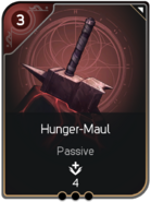 Hunger-Maul