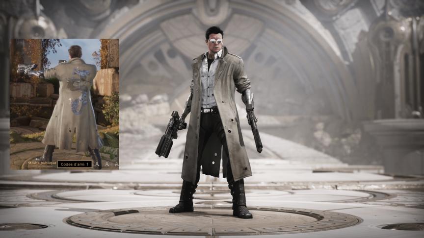 TwinBlast Double Agent skin
