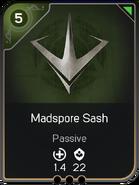 Madspore Sash