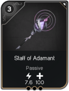 Staff of Adamant