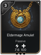 Eldermage Amulet