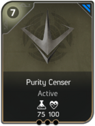 Purity Censer