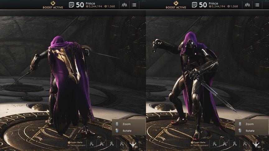 Kallari Royal Monastic Rogue skin