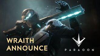 Paragon - Wraith Announce (Available June 27)