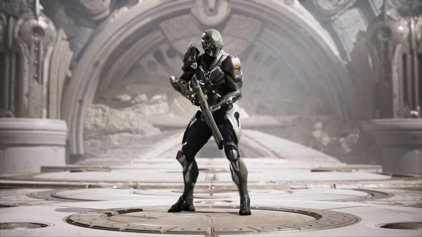 Wraith O.D. Green skin