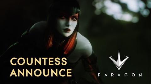 Paragon - Countess Announce