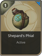 Shepherd's Phial