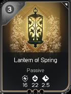 Lantern of Spring