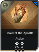 Jewel of the Apostle