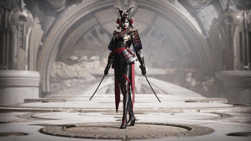 Countess Shogun skin