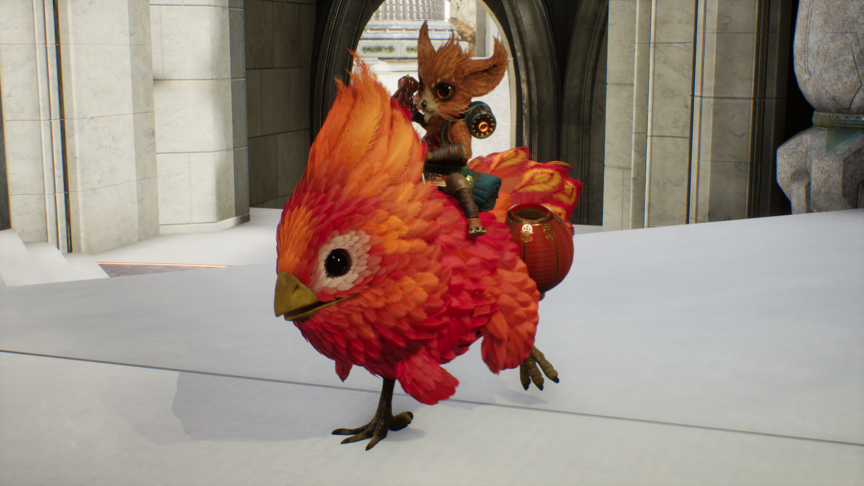 Iggy and Scorch Phoenix skin