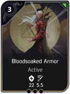 Bloodsoaked Armor