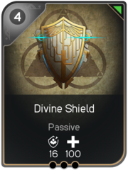 Divine Shield card