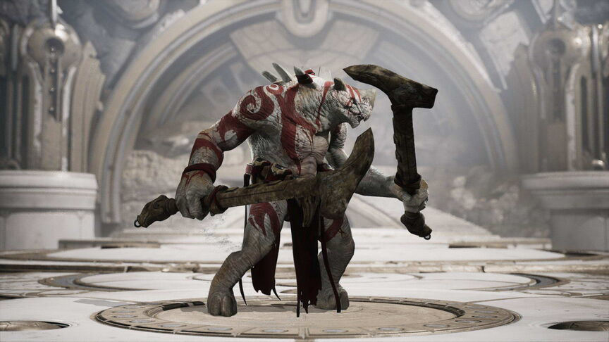 Grux War Chief skin