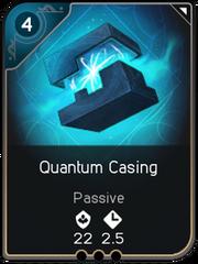 Quantum Casing card