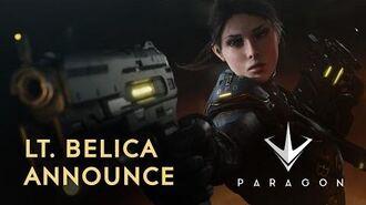 Paragon - Lt. Belica Announce