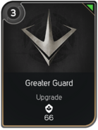 Greater Guard
