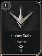 Lesser Drain