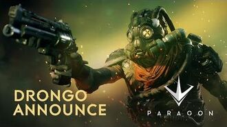 Paragon - Drongo Announce (Available August 29)