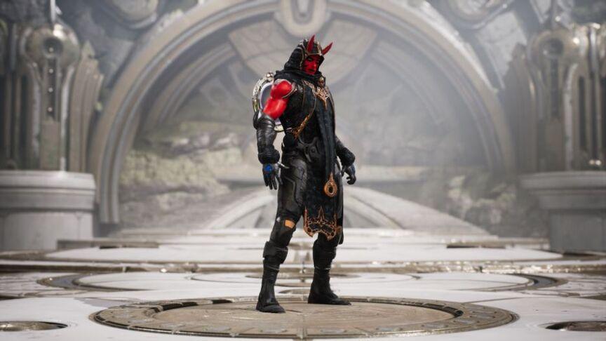 Gideon Mephisto skin
