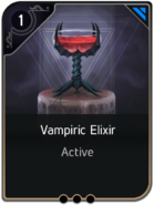 Vampiric Elixir