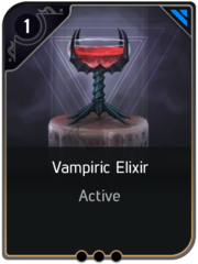 Vampiric Elixir card