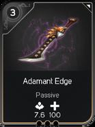 Adamant Edge