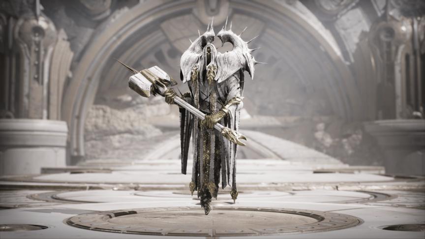 Sevarog Death Mask skin