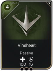 Vineheart card