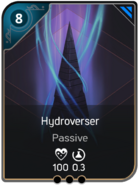 Hydroverser