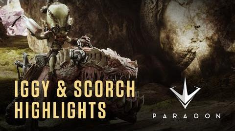Paragon - Iggy & Scorch Gameplay Highlights