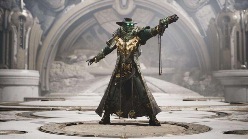 Revenant Chrono Boss skin