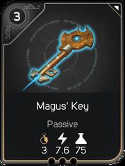 Magus' Key card