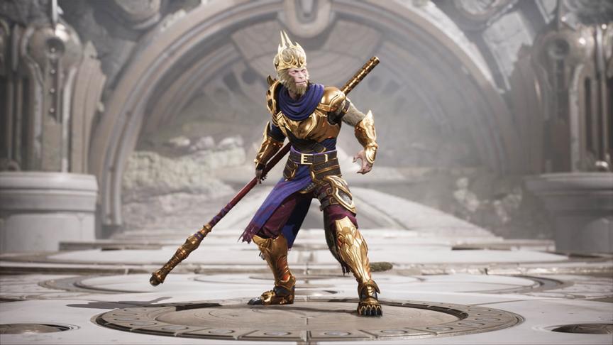 Wukong Royal skin
