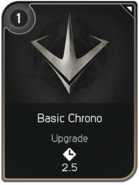 Basic Chrono