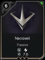 Necroveil card
