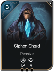 Siphon Shard card