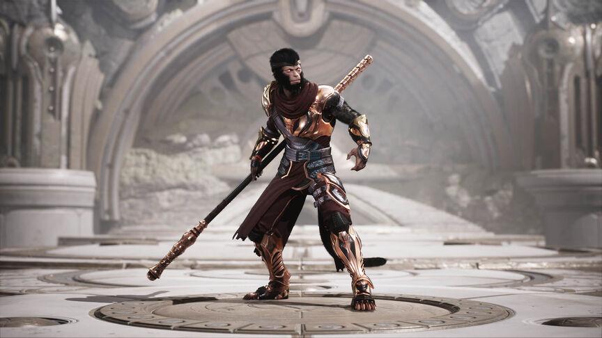 Wukong Master skin