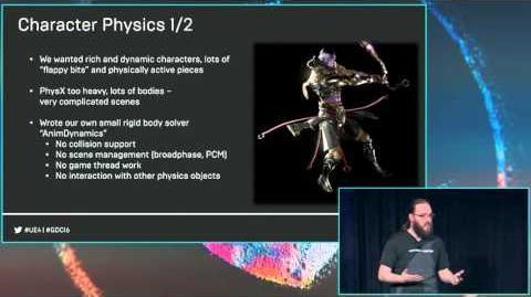 Video - Building Paragon in Unreal Engine 4 - GDC 2016