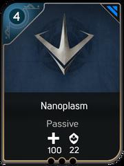 Nanoplasm card