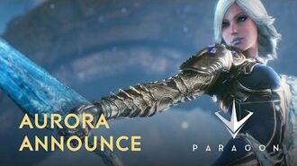 Paragon - Aurora Announce