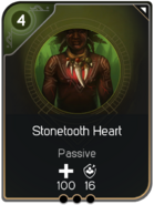 Stonetooth Heart