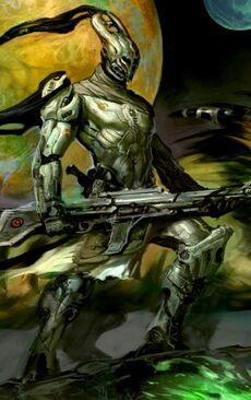 Card Echelon Soldier