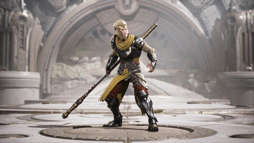 Wukong Default skin
