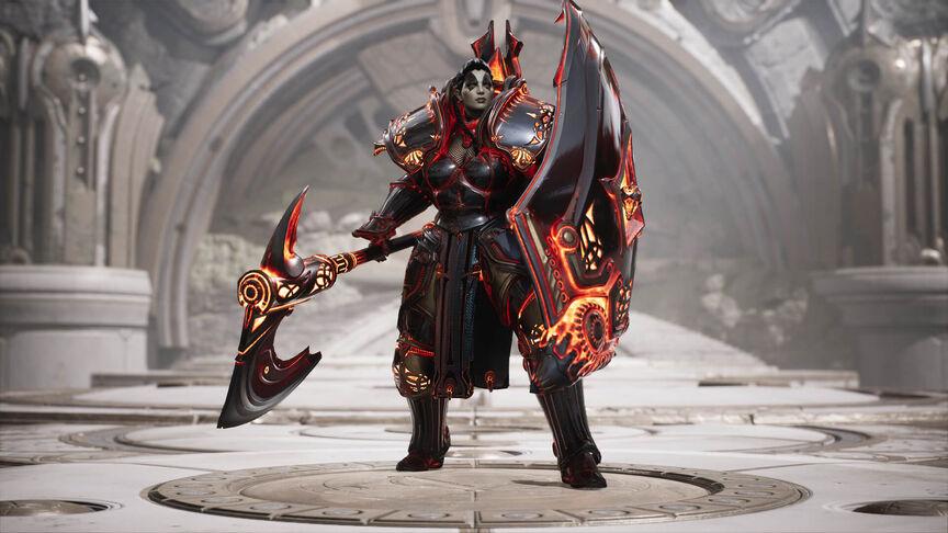 Terra Master skin