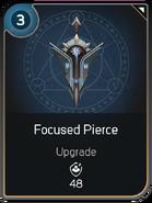 Focused Pierce