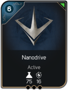 Nanodrive