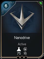 Nanodrive card