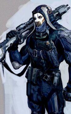 Card O.P.D. Militia